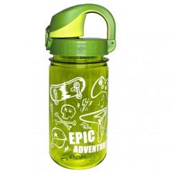 NALGENE OTF Kids 0.35 L green/sprout epic palack
