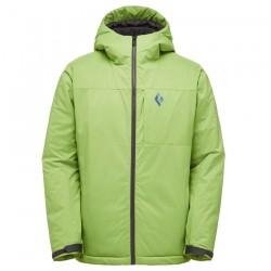 BLACK DIAMOND M Pursuit Ski Shell Hoody verde bunda