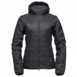BLACK DIAMOND W Access Hoody black bunda