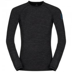 ZAJO Bjorn Merino T-Shirt LS black póló