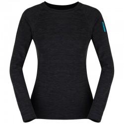 ZAJO Elsa Merino W T-shirt LS black póló