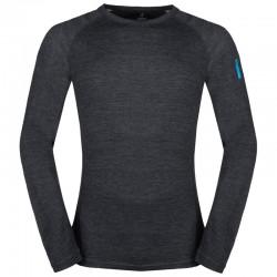ZAJO Bergen Merino T-Shirt LS black póló