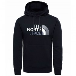THE NORTH FACE M Drew Peak PLV HD black felső