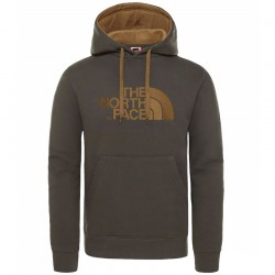 THE NORTH FACE M Drew Peak PLV HD new taupe green felső