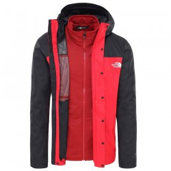 THE NORTH FACE M Quest Triclimate red bunda